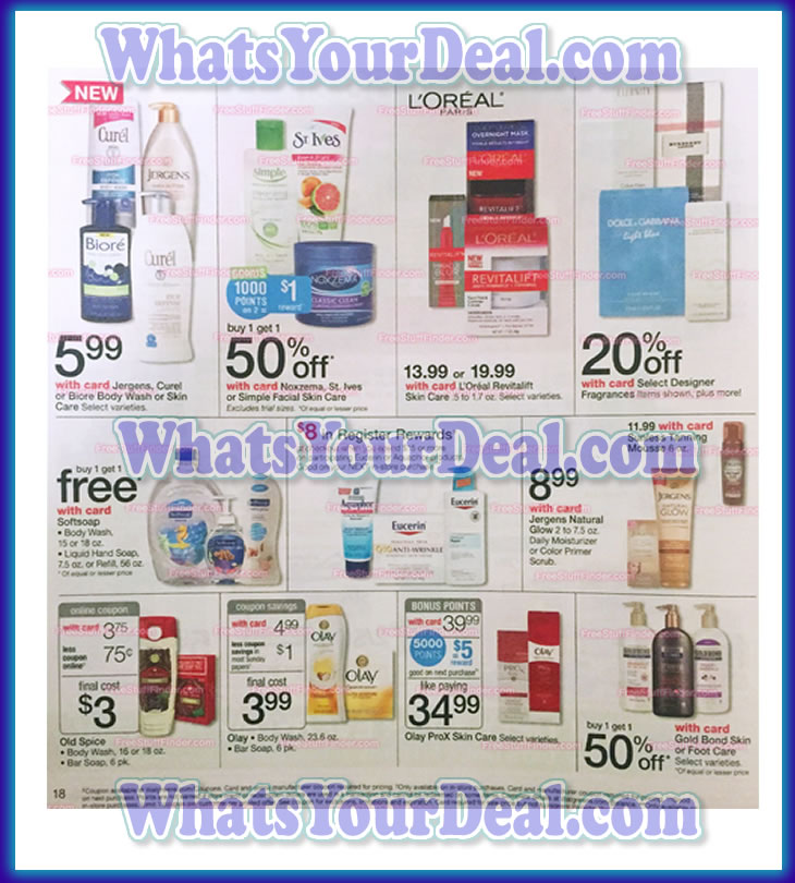 Walgreens Ad Scan September 13th 2015 - September 19th 2015